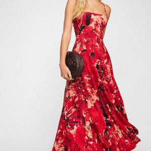 Free People Nellie Maxi Dress